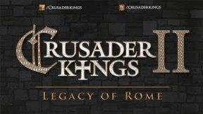 Купить Crusader Kings II: Legacy of Rome