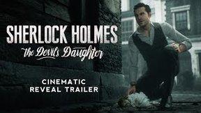 Купить Sherlock Holmes: The Devil's Daughter