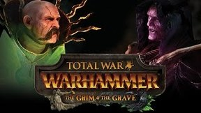 Купить Total War: WARHAMMER - The Grim and the Grave