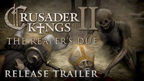 Купить Crusader Kings II: The Reaper's Due Content Pack