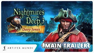 Купить Nightmares from the Deep 3: Davy Jones
