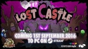 Купить Lost Castle