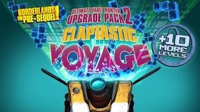 Купить Borderlands: The Pre-Sequel - Claptastic Voyage and Ultimate Vault Hunter Upgrade Pack 2