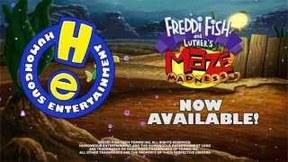 Купить Freddi Fish and Luther's Maze Madness