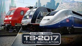 Купить Train Simulator 2017 + Platform Clutter + Town Scenery