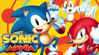 Купить Sonic Mania