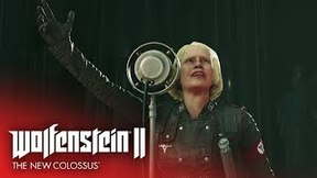 Купить Wolfenstein II: The New Colossus