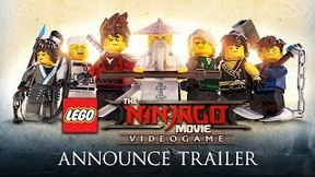 Купить The LEGO NINJAGO Movie Video Game