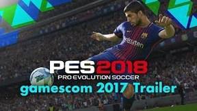 Купить Pro Evolution Soccer 2018