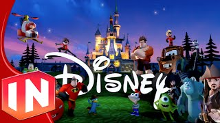 Купить Disney Infinity 1.0: Gold Edition