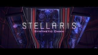 Купить Stellaris: Synthetic Dawn Story Pack