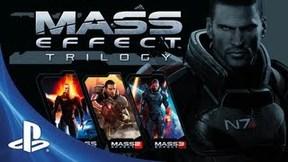 Купить Mass Effect Trilogy