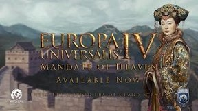 Купить Europa Universalis IV: Mandate of Heaven