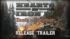 Купить Hearts of Iron IV: Death or Dishonor