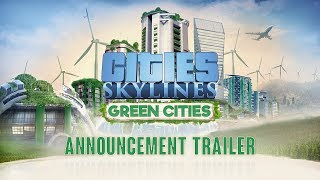 Купить Cities: Skylines - Green Cities