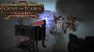 Купить Guns of Icarus Alliance