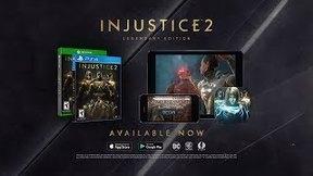 Купить Injustice 2 Legendary Edition