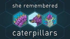 Купить She Remembered Caterpillars