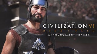 Купить Sid Meier's Civilization VI: Rise and Fall
