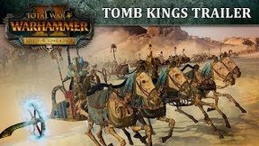 Купить Total War: WARHAMMER II – Rise of the Tomb Kings