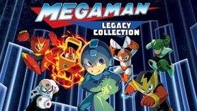 Купить Mega Man Legacy Collection