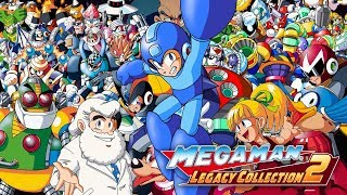 Купить Mega Man Legacy Collection 2