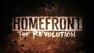 Купить Homefront: The Revolution - Region Free/Global