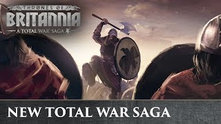 Купить Total War Saga: Thrones of Britannia
