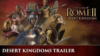 Купить Total War: ROME II - Desert Kingdoms Culture Pack