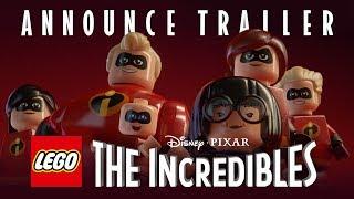 Купить LEGO The Incredibles