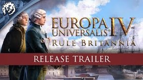 Купить Europa Universalis IV: Rule Britannia - Immersion Pack