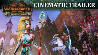 Купить Total War: WARHAMMER II - The Queen & The Crone