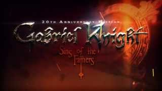 Купить Gabriel Knight: Sins of the Fathers 20th Anniversary Edition
