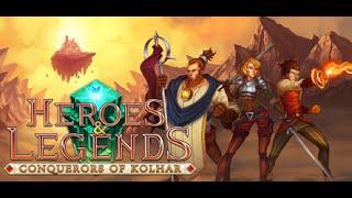 Купить Heroes & Legends: Conquerors of Kolhar