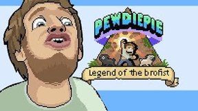 Купить PewDiePie: Legend of the Brofist