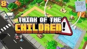 Купить Think of the Children