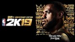 Купить NBA 2K19 20th Anniversary Edition