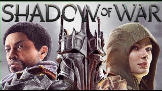 Купить Middle-earth: Shadow of War Definitive Edition