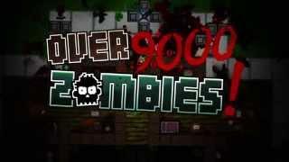 Купить Over 9000 Zombies!