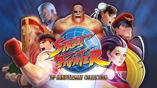 Купить Street Fighter 30th Anniversary Collection