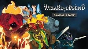 Купить Wizard of Legend