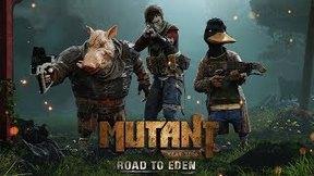 Купить Mutant Year Zero: Road to Eden