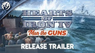 Купить Hearts of Iron IV: Man the Guns