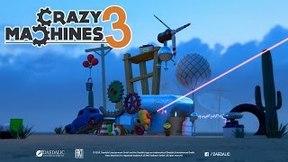 Купить Crazy Machines 3