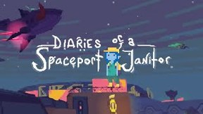 Купить Diaries of a Spaceport Janitor