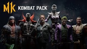 Купить Mortal Kombat 11 Kombat Pack