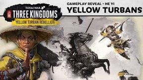 Купить Total War: THREE KINGDOMS - Yellow Turban Rebellion
