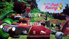 Купить All-Star Fruit Racing