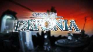 Купить Chaos on Deponia