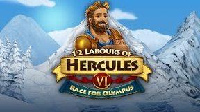 Купить 12 Labours of Hercules VI: Race for Olympus (Platinum Edition)